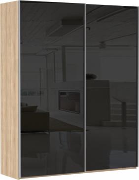 Эста 2-х дверный 8 черных стекол