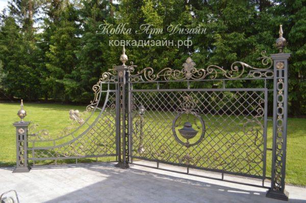Забор «Каррера» ЗА-10