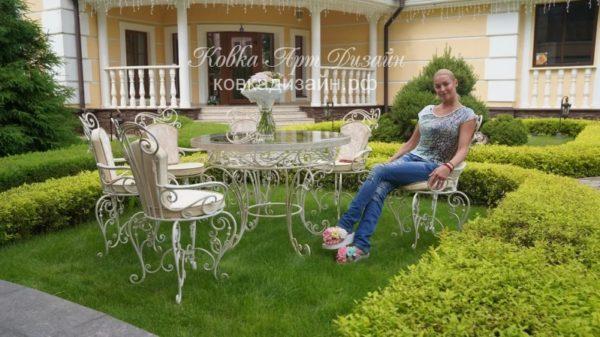 Комплект мебели «Анастасия»