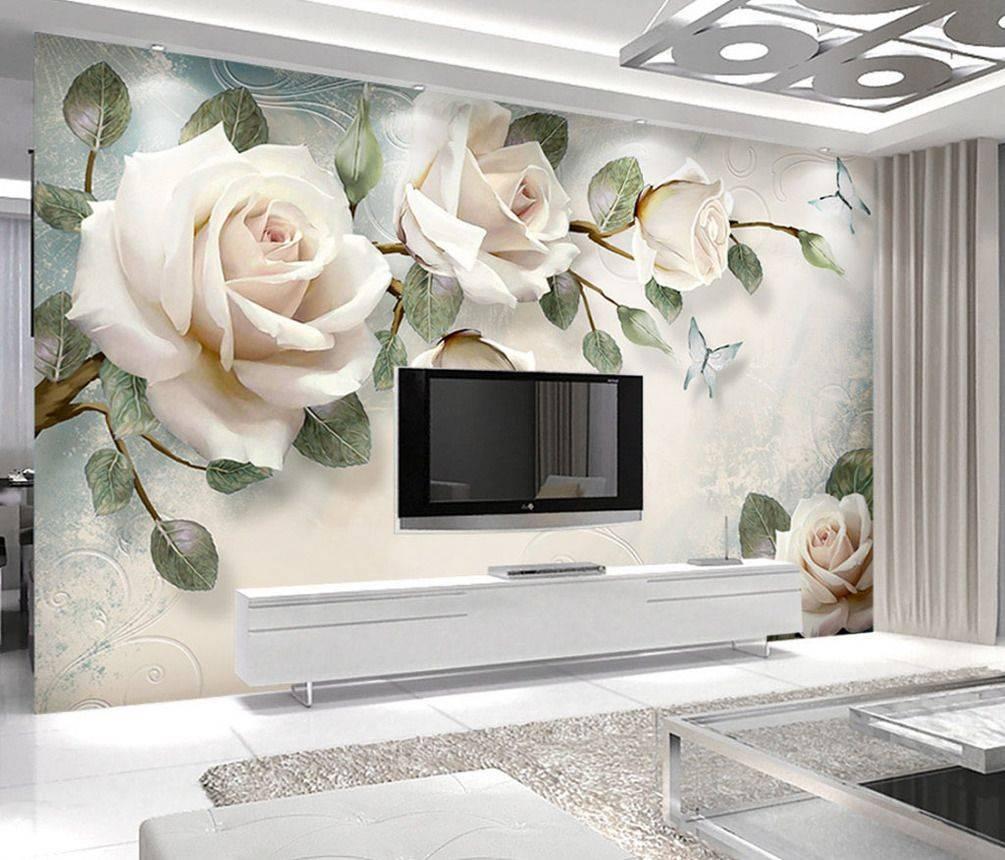 АКЦИИ И СКИДКИ НА Фотообои Крупные розы, арт: dec_2074